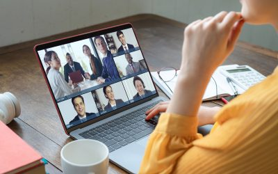 How to stay connected when proximity is not an option…